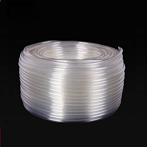 Ztengyu-Tubo de manguera Mangueras de plomería plásticas de plástico de PVC transparente 1M / 5M, tubo de bomba de agua, diámetro interior de 2-20 mm, manguera de aceite anticongelante De múltiples fi