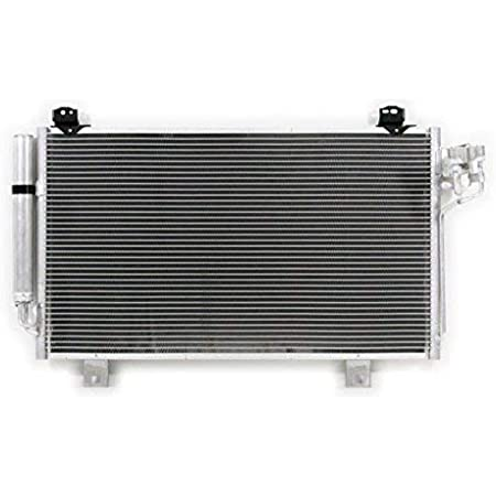 Pacific Best Inc For//Fit 30033 16-18 Chevrolet Cruze Sedan 17-18 Hatchback With Receiver /& Drier A//C Condenser