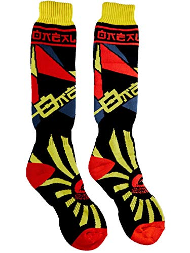 O'Neal Pro MX Zen Multi Knie Socken Strümpfe Motocross Enduro Offroad Downhill DH Komfort, 0356-744 - 2