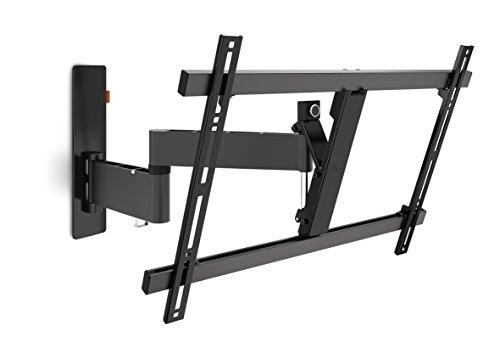 Vogel's WALL 2345 TV-Wandhalterung für 102-165 cm (40-65 Zoll) Fernseher, 180° schwenkbar und neigbar, max. 30 kg, Vesa max. 600 x 400, schwarz