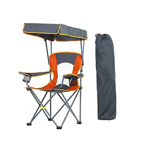 Porta Outdoor-Freizeit-Falten Freie Lehnstuhl Folding Camping Stühle for Gärten, Rasen Grill Sonnenschirm Strand Angeln