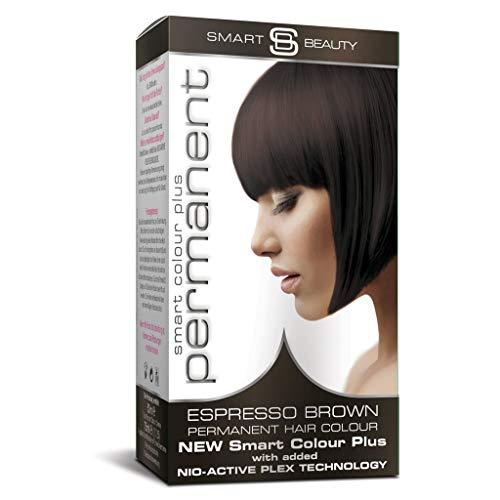 Smart Beauty Permanente Haarfarbe in Salonqualität mit Smart-Plex-Haarbehandlung