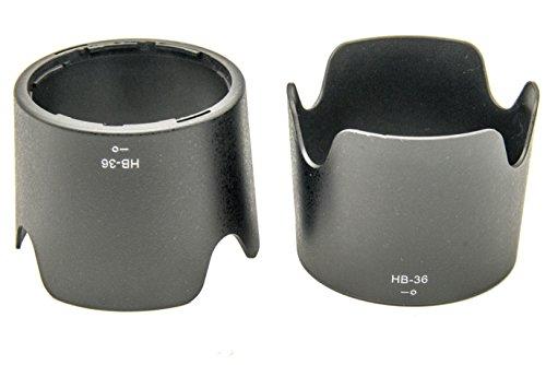 PROtastic HB-36 HB36 - Parasol para Objetivo Nikon AF-S VR Zoom-NIKKOR (70 a 300 mm, f/4,5-5,6 G, IF-ED)
