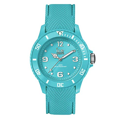 Ice-Watch - ICE sixty nine Turquoise - Türkise Damenuhr mit Silikonarmband - 014763 (Small)