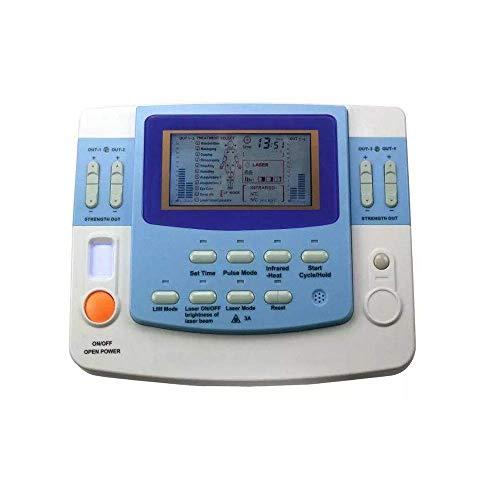 NMDD Máquina masajeadora Corporal de acupuntura, Terapia de