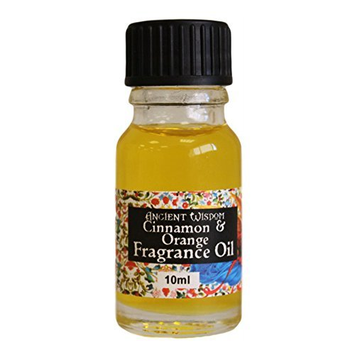 Huile essentielle 10ml - Huile Parfume Canelle et Orange AWFO-69 686