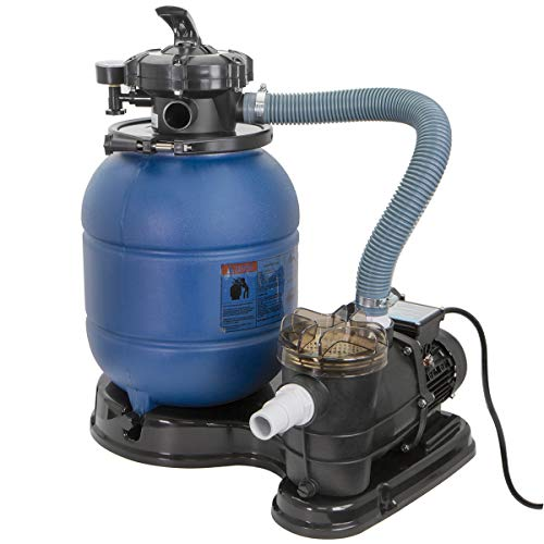 """75138 13"""" Sand Filter w/ 3/4HP Water Ground Swimming Pool Pump"""