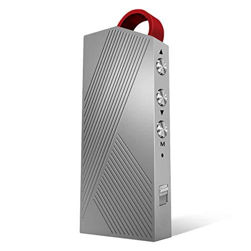 Mini Digitales Diktiergerät für Vorlesungen, 8GB Sprachdiktiergerät mit Sprachausgabe