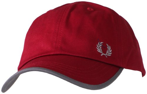 Fred Perry Cap HW5610 (Blood 696)