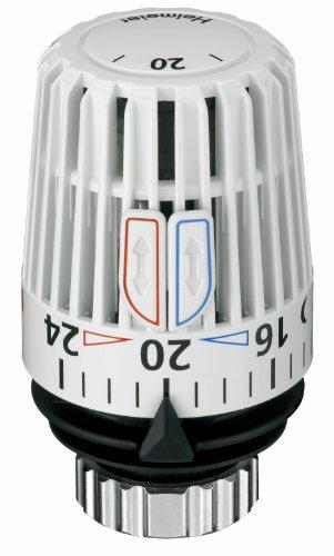 Heimeier Heizkörper Thermostatkopf Typ Thermolux K weiß 6000-00.600