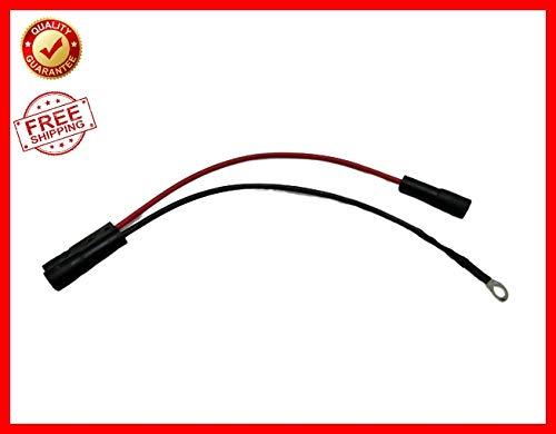 Find Bargain Spreader 18 Motor Lead Wire Harness - 12 Gauge - Replaces Meyer 15727