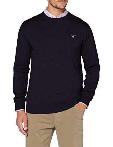 GANT Cotton Wool Crew suéter para Hombre
