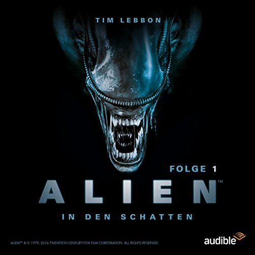 ALIEN - In den Schatten 1 audiobook cover art