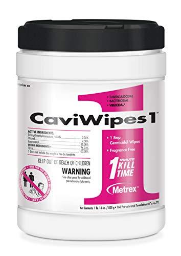 CaviWipes1 - 6' x 6 3/4' Large (160)