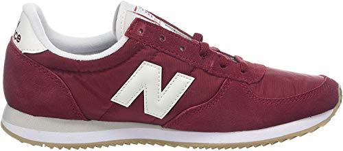 New Balance 220, Zapatillas para Mujer, Rojo (NB Scarlet/White CRA), 43 EU