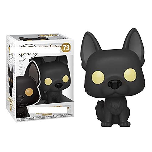 Figuras Pop Harry Potter Sirius Black Dog # 73 Figuras De Acción De Vinilo Juguete 10Cm, Colección...