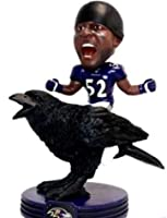 Ray Lewis Baltimore Riding Raven Limited Edition Bobblehead