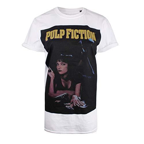 Pulp Fiction Movie Poster Camiseta,...