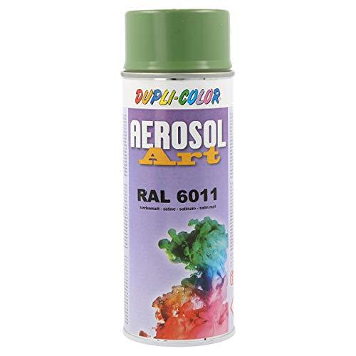 Dupli-Color 667268 Aerosol Art Ral 6011 sdm. 400 ml