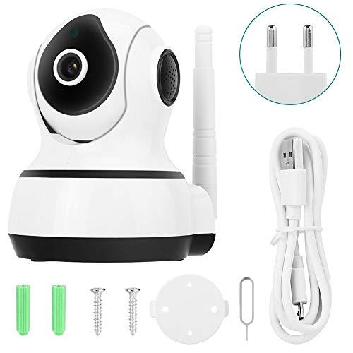 Home Smart Network HD 2 MP camera, draadloze bewakingscamera, tweewegs audio, intelligente humanoïde detectie, bewakingscamera op afstand voor de babyfoon thuis (EU)