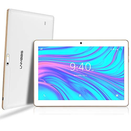 LNMBBS Android 9.0 Tablet de 10'' con WiFi 4GB de RAM y 64 GB de Memoria Tablet...