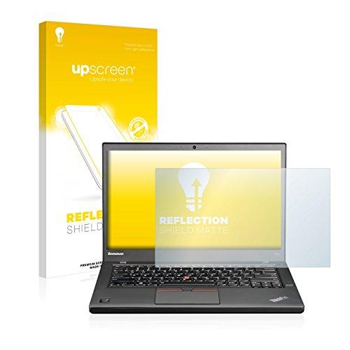 upscreen Entspiegelungs-Schutzfolie kompatibel mit Lenovo ThinkPad T450s Non-Touch – Anti-Reflex Bildschirmschutz-Folie Matt