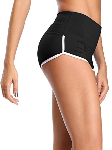 Fashion Shopping Cadmus Women's Workout Yoga Gym Shorts