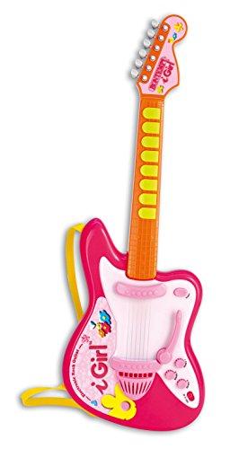 Bontempi GE 6871i-Girl Electronic Rock Guitar mit Lichteffekte