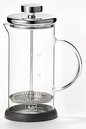 Melitta メリタ メリタ フレンチプレス 3杯用 350ml スタンダード MJF-1701