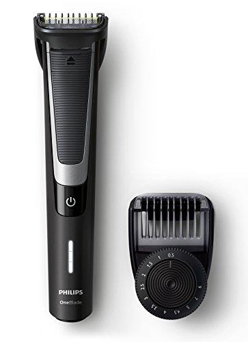 Philips OneBlade Pro Trimmen, Stylen, Rasieren/Präzisionskamm für 12Längen (QP6510/30)