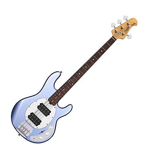 Sterling Por Music Man SUB Series Ray4HH Bajo Guitarra Lake Azul Metálico