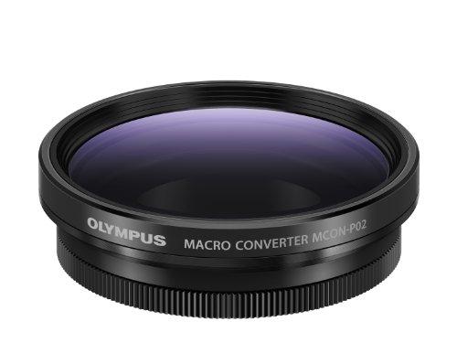オリンパス『マクロコンバーターMCON-P02』