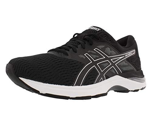 ASICS - Herren Gel-Flux 5 Schuhe, 44.5 EU, Black/Silver/Carbon