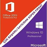 Windows 10 PRO Retail Dijital Lisans Anahtarı + Office 2019 PRO Plus Retail Lisans Anahtarı