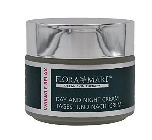 FLORA MARE Ocean Skin Therapy WRINKLE RELAX Tages und Nachtcreme 100ml