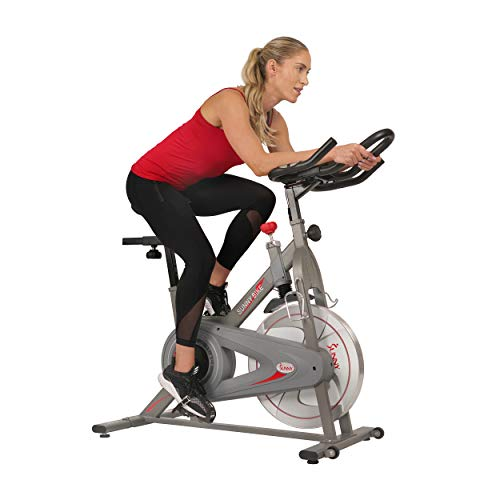 Sunny Health & Fitness Exercise Cycle Bike SF-B1879…