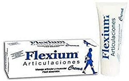 Flexium Crema - Crema Masaje Muscular de Fácil Absorción - 75ml