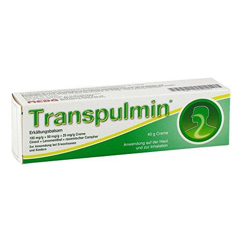 Transpulmin Erkältungsbal 40 g