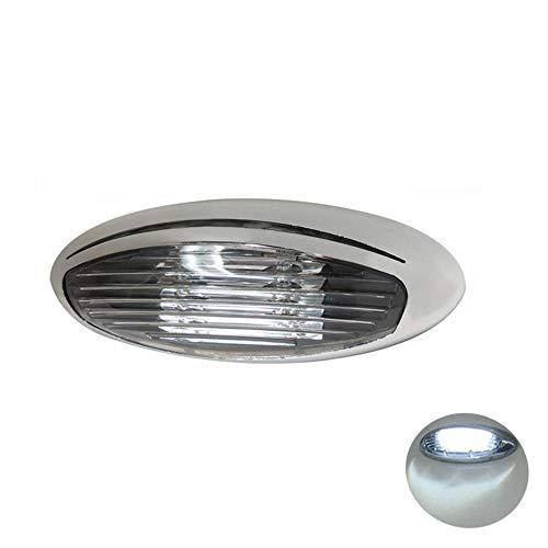 ZONCENG1 12 V LED Markisenleuchte Außenwandlampe Wasserdicht Verandaleuchte für Wohnmobil Boote Yacht