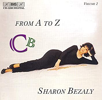 Bezaly: Solo Flute From A To Z, Vol. 2