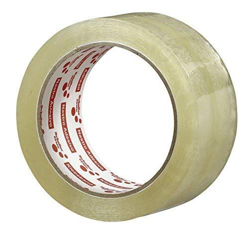 Klebeband Kleber Acryl, PP, Anti-Lärm 48mm transparent