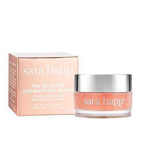 Sara Happ Scrub Labbra - Sparkling Peach 0.5oz