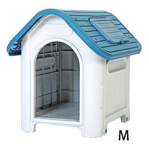 Hundehütten Haustierhaus Haustierbett Haustiervilla Freien Indoor Katzenstreu Extern wetterfest Kleines und mittleres Haustierzimmer Verfügbar die ganze Saison