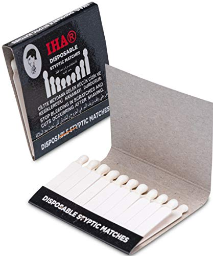 Blutstiller-Alaunstift Zündholzform, 1er Pack (1x20)