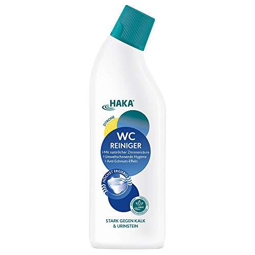 HAKA WC Reiniger Citrus I 740ml Flasche