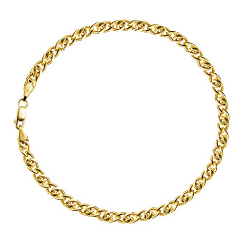 PRINS JEWELS Hombre Mujer  18 quilates (750)  oro amarillo 18 quilates (750)