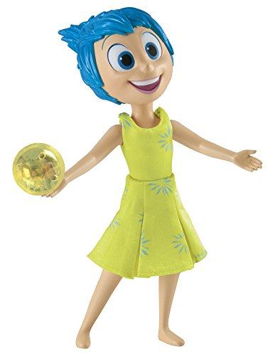 TOMY L61201 - Disney PIXAR Alles steht Kopf Große Spielfigur Freude (bis 24 cm)
