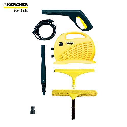 Knorrtoys G52051 - Kärcher kinderhogedrukreiniger met accessoires