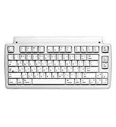 small Matias Mini Tactile Pro 3-port high-speed USB 2.0 hub integrated with keyless USB keyboard –…