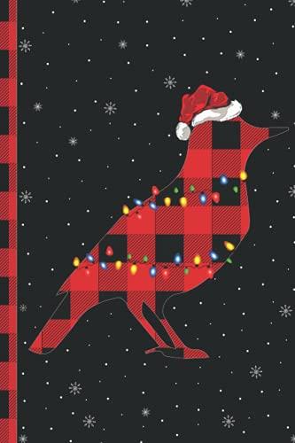 Bulbul Christmas Pajama Composition Notebook: Xmas Lighting Bulbul Christmas Pajama Journals Notebook For Men, Women, Kids